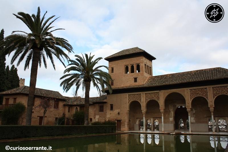 Alhambra - Palacio del Partal