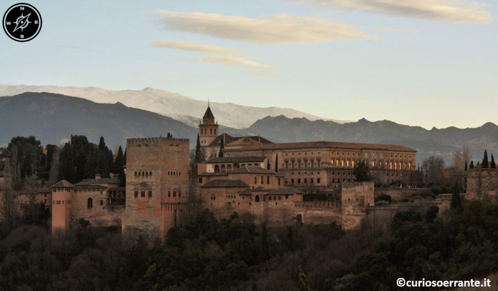 Alhambra - il meraviglioso alcazar di Granada