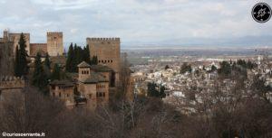 Alhambra - il meraviglioso alcazar di Granada m