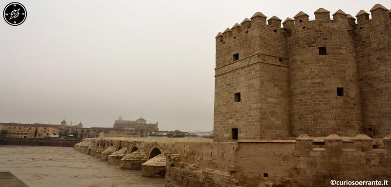 Cordova - Il puente romano sul fiume Guadalquivir