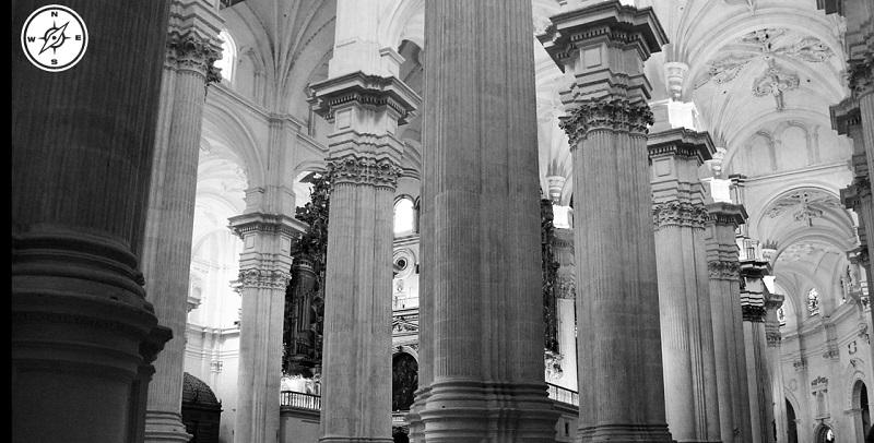 Granada - la cattedrale interno