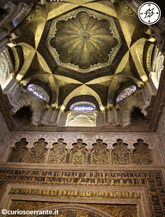 Mezquita di Cordoba - Maqsura