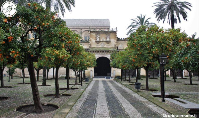 Mezquita di Cordoba - Patio de los Naranjos