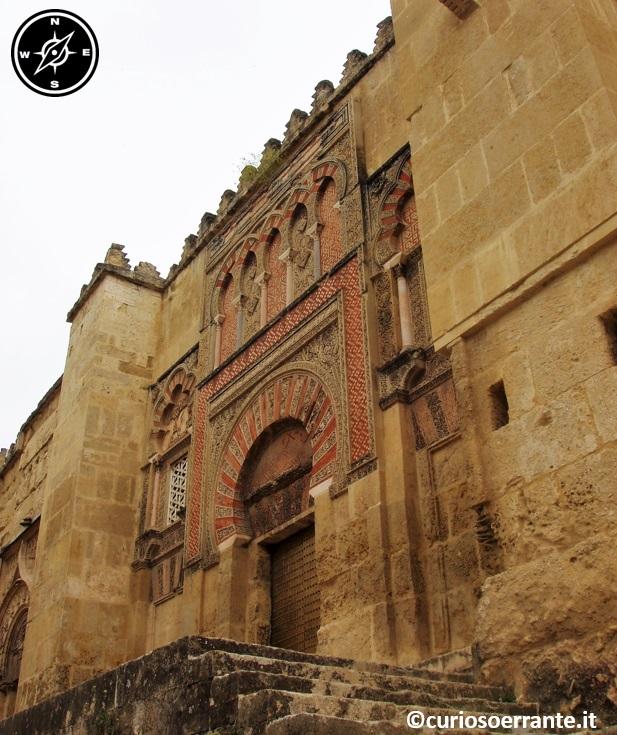 Mezquita di Cordoba - Porta di San Ildelfonso ( Puerta di Al-Hakam II )