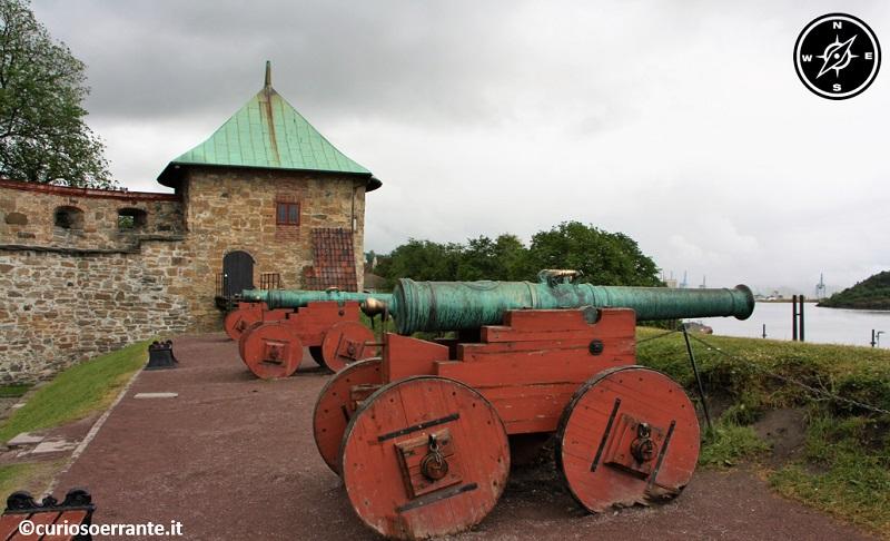 Oslo - Akershus Fernstig - I bastioni hanno difeso la città da ogni assedio