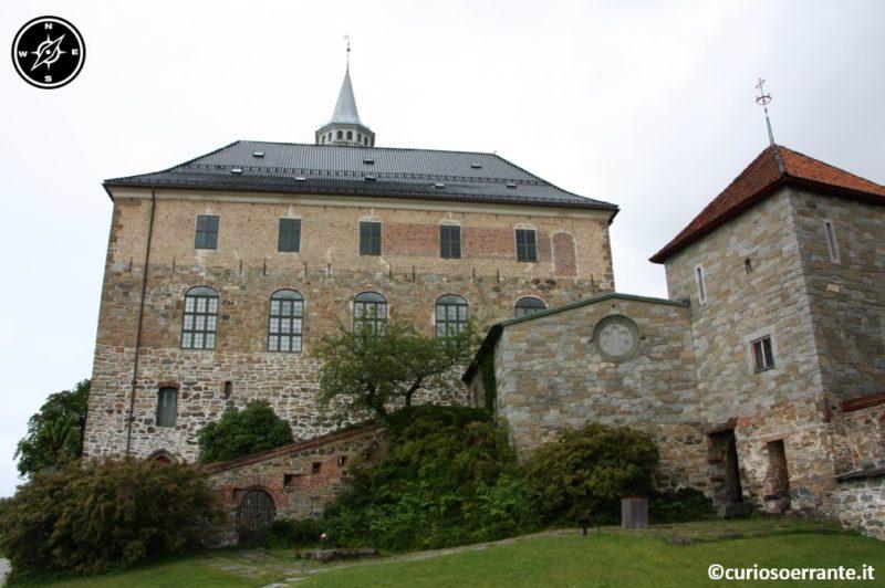 Oslo - Castello di Akershus Festning - Residenza reale