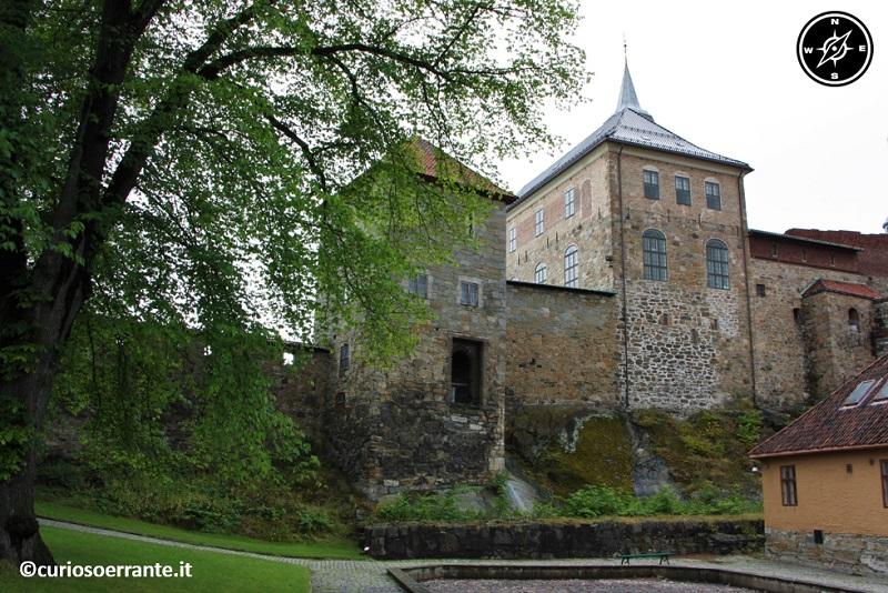 Oslo - Castello di Akershus Festning