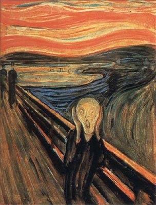 Oslo - L'urlo di Munch