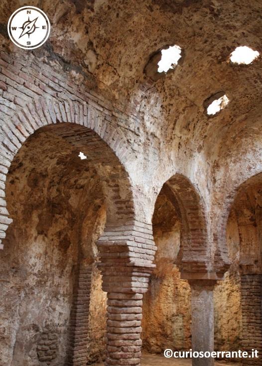 Ronda - antichi bagni arabi