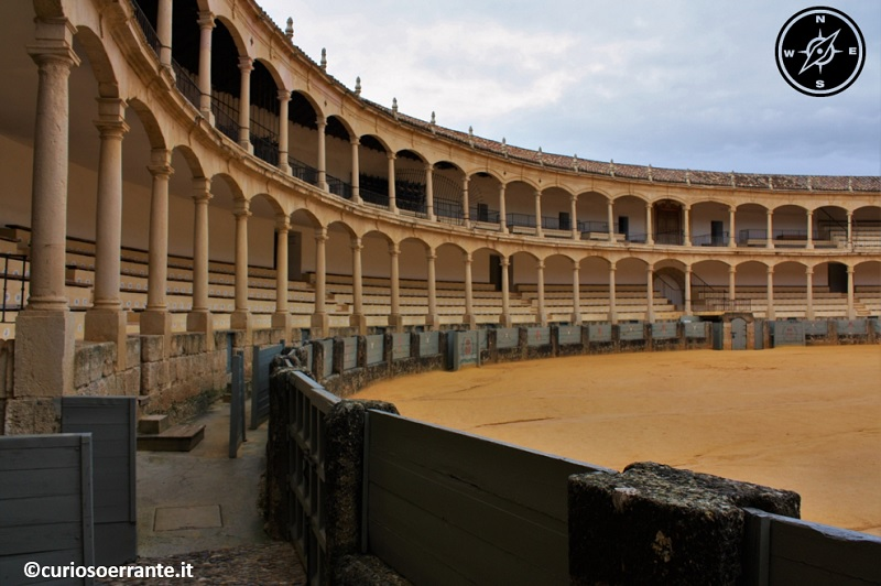 Arena Plaza de Toros di Ronda
