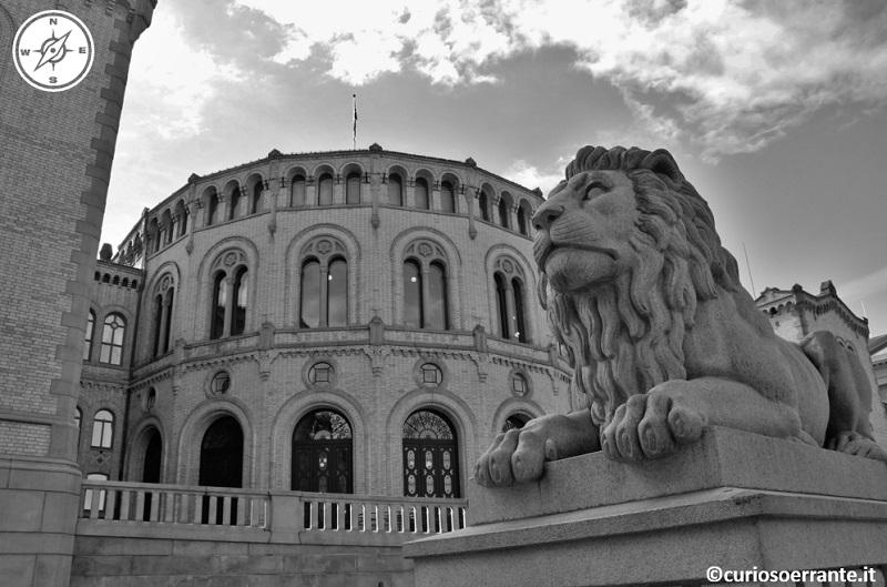 Stortinget - La sede del parlamento norvegese 3