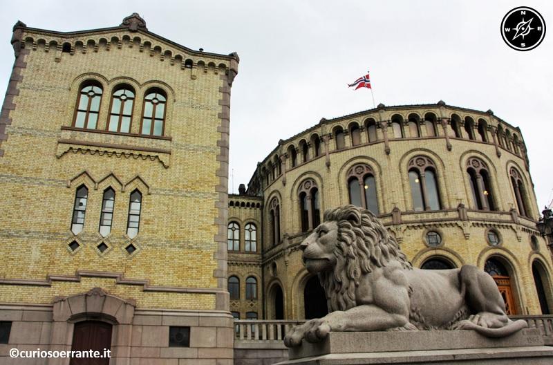 Stortinget - La sede del parlamento norvegese