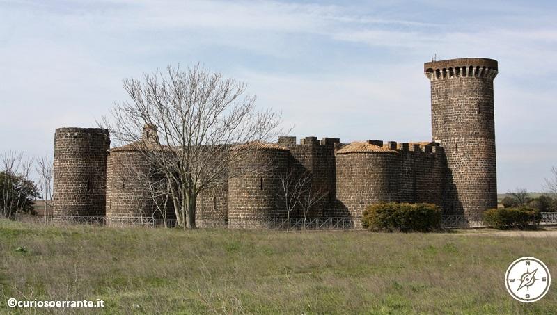 Castello della Badia presso Vulci