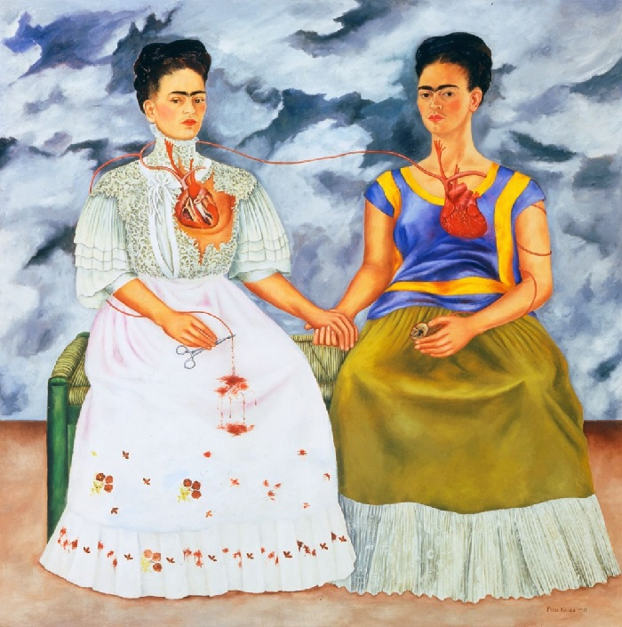 Frida Kahlo - Le due Frida (1939)