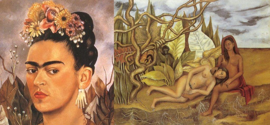 Frida Kahlo - donna esistenziale nel surrealismo