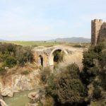 Il ponte del diavolo ed il castello della Badia