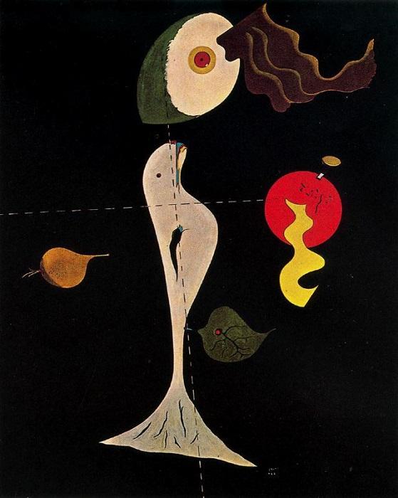 Joan Miró - Nude (1926)
