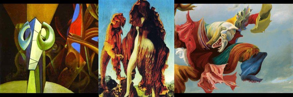 Max Ernst - pitture
