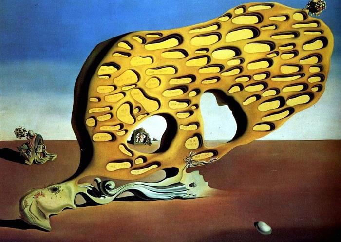 Salvador Dalì - The enigma of desire (1929)