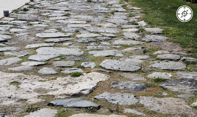 Strada romana verso Vulci