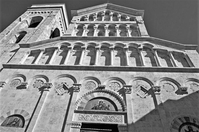 Cagliari - Cattedrale di Santa Maria