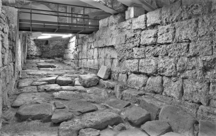 cagliari - complesso archeologico sotterraneo di Sant'Eulalia