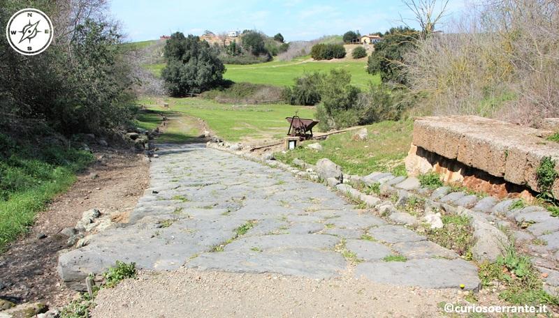 parco archeologico di vulci - passeggiando tra natura e storia