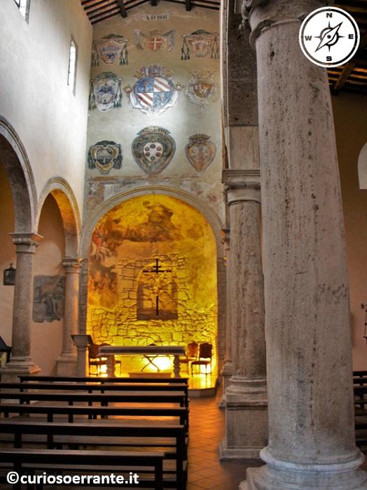 Chiesa di San Rocco - Pitigliano