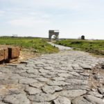 vulci - decumano strada romana