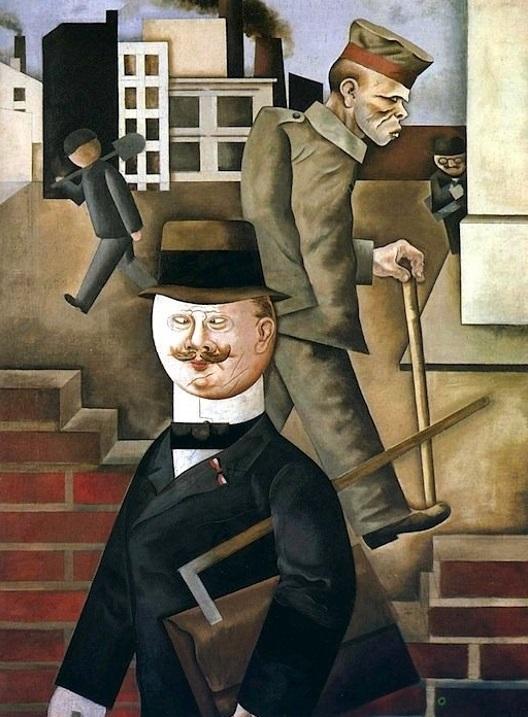 George Grosz Giorno Grigio 1921