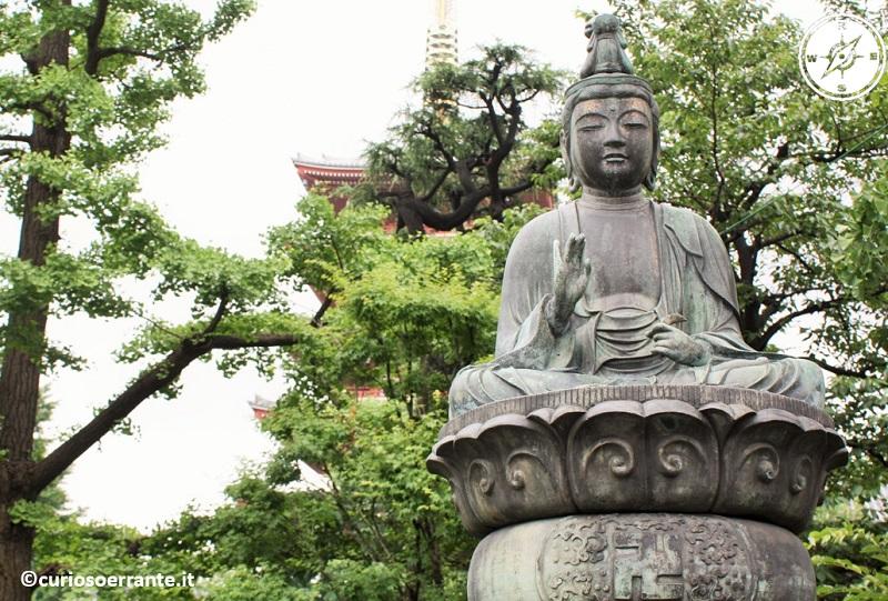 Tempio Senso-ji Tokyo - il complesso