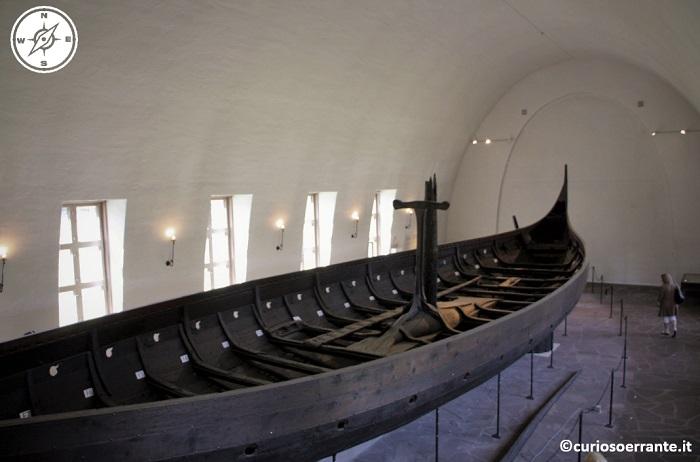 la nave vichinga di Gokstad