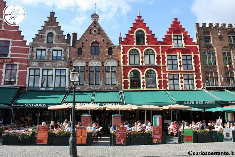 Bruges - numerosi ristoranti