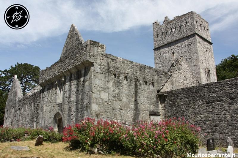 I Laghi di Killarney - Muckross Abbey