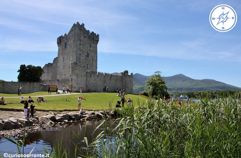I Laghi di Killarney - Ross Castle