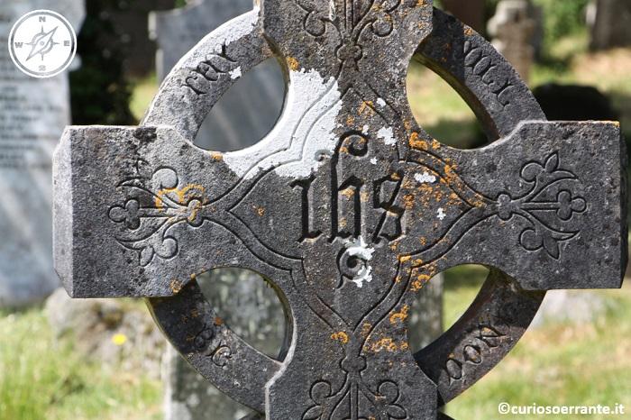 glendalough irlanda - croci celtiche
