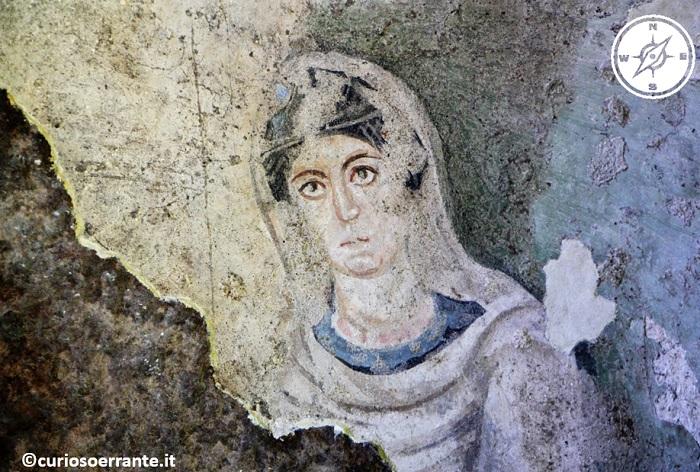 Domus de jadas - La tomba del re ritratto necropoli di Sant'Andrea Priu