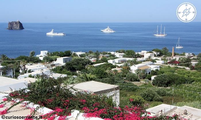 Isola di Stromboli - Vista