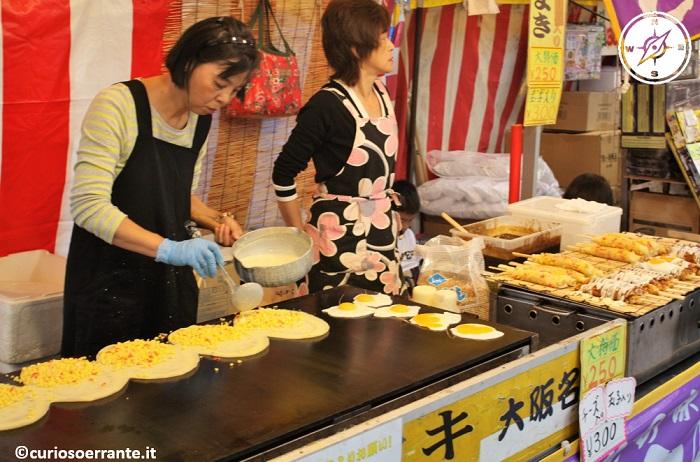 Kanazawa - street food