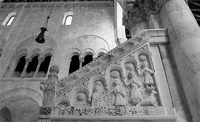 La Cattedrale di Bitonto - interno