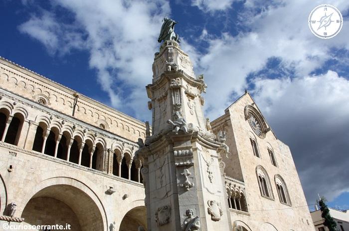 La Cattedrale di Bitonto - lato destro
