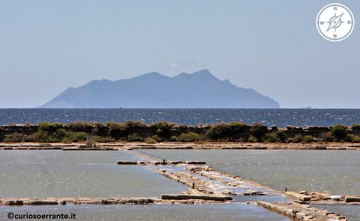 La laguna dello Stagnone - Isola di Marettimo