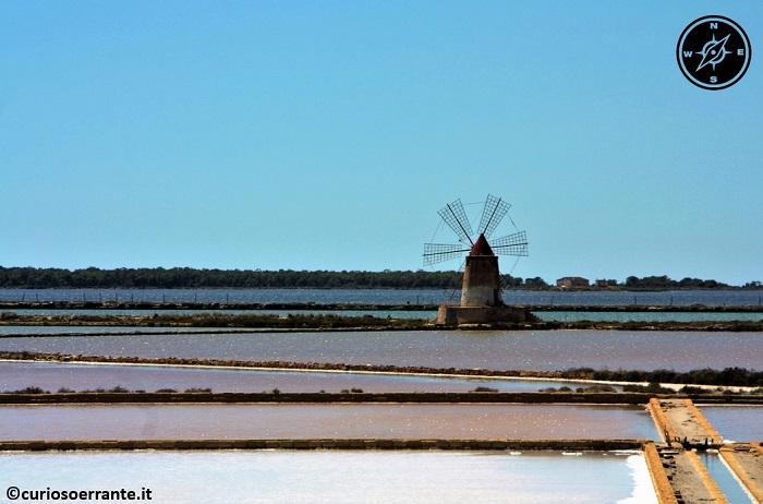 La laguna dello Stagnone - le saline 2