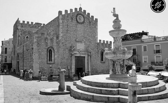 Taormina - Cattedrale di San Nicolò