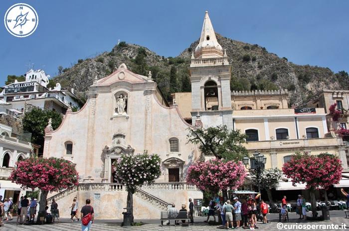 Taormina - Chiesa di San Giuseppe