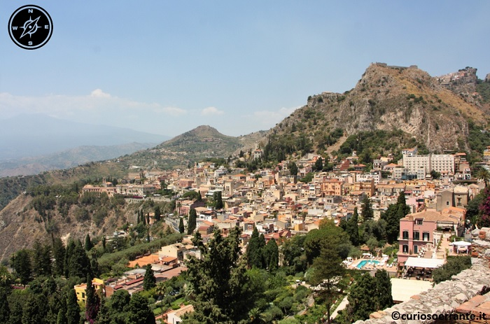 Taormina - panoramica