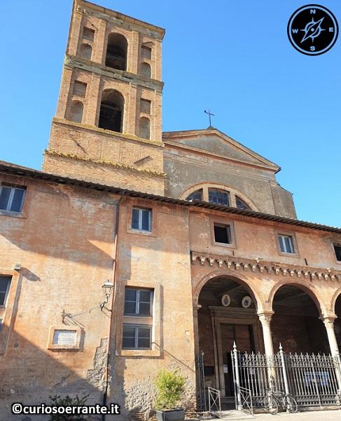 Nepi - Duomo di Nepi - facciata