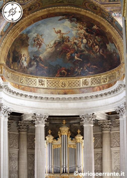 Palazzo e giardini di Versailles - Chapelle Royale