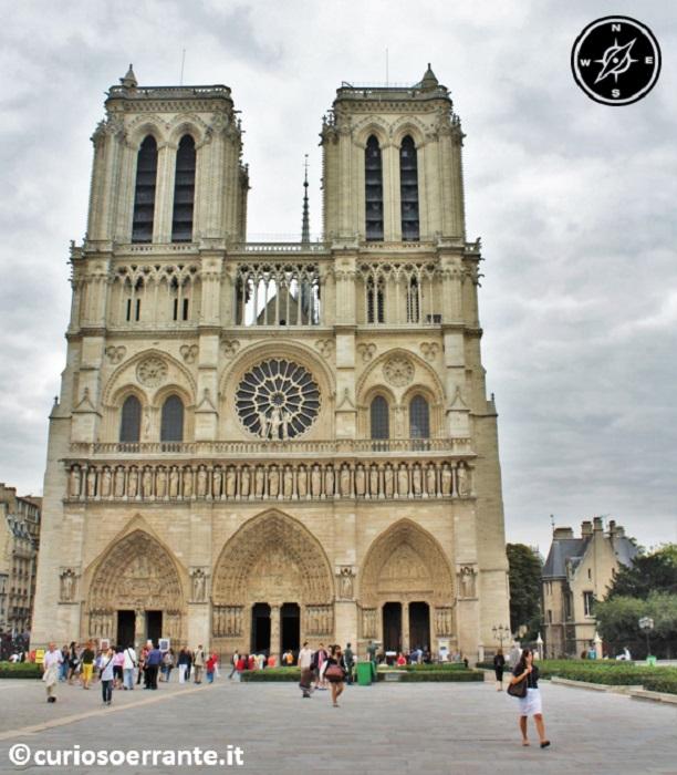 Parigi - Notre Dame - Chiesa