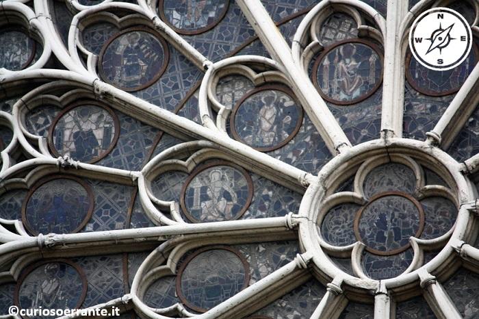 Parigi - Notre Dame - Rosone